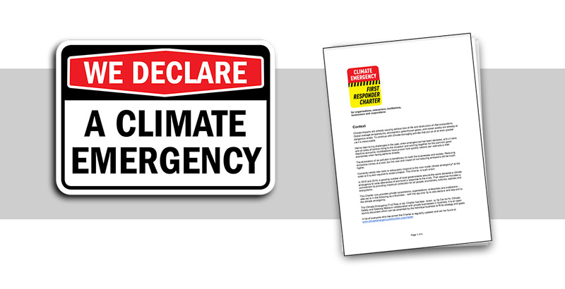 Climate Emergency Charter for businesses - Climate Emergency